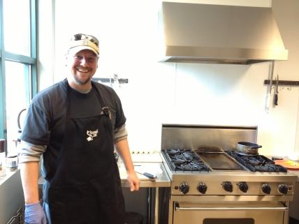 Chef Rodney