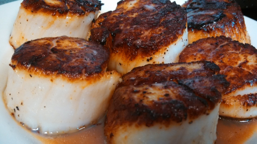 U5 Cape Cod Sea Scallops