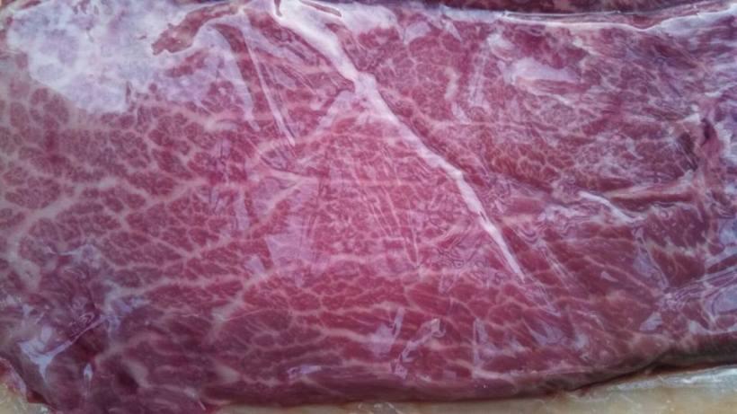 Mishima Ranch Ultra Grade Wagyu Flatiron