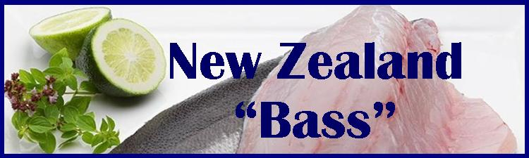 New Zealand Bass Header